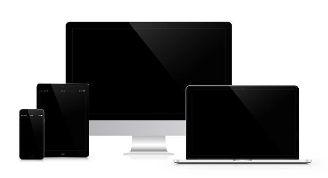 černé obrazovky