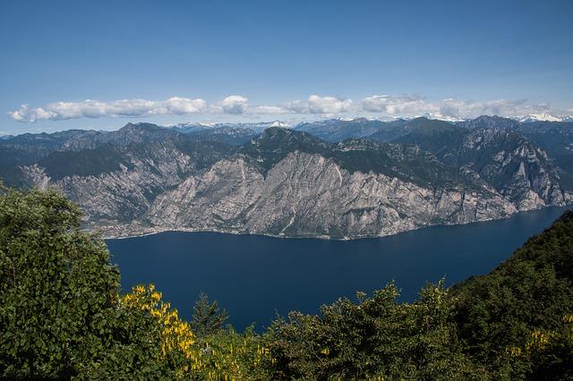 jezero lago di garda